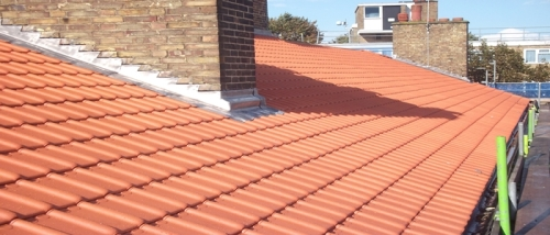 Roofing Services - Pitched Roofing 2