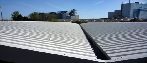 Roofing Services - Sheet Roofing