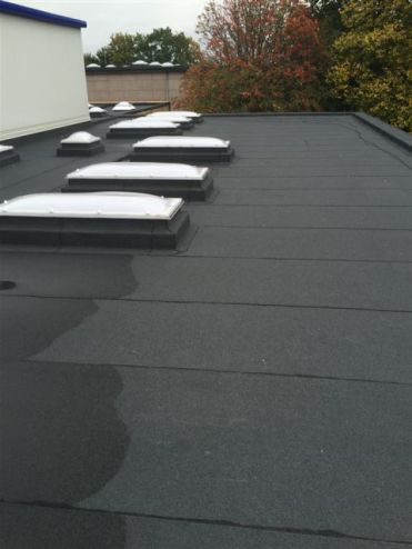 Roofing Services - Flat Roofing